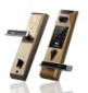 指纹锁密码锁家用电子门锁防盗